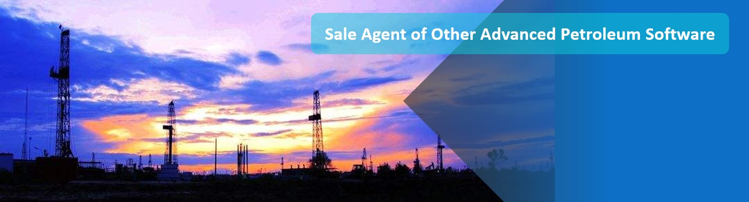 Sale Agent of Other Advanced Petroleum Software