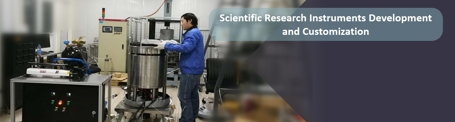 Scientific Research Instruments Development and Customization